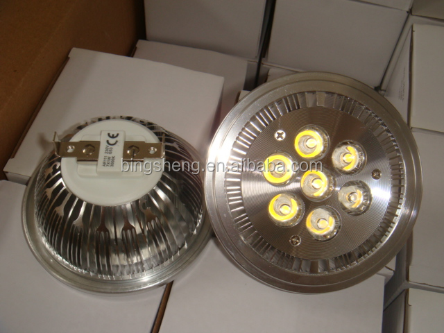 HIGH POWER AR111 230V 7*2W/7*1W G53 LED