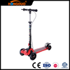 New design folding kick foot scooter with brake