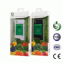 "Greentest whatsapp 008618576767803 Nitrate Ion Meter with LCD display ""Greentest"" for testing fruit and vegetable"