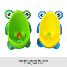 UCHOME Train the male baby good toilet habit 2018 new design baby boy wall mount plastic urinal