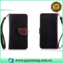 New products mobile phone accessories flip cover case for LG G4 stylus wallet leather stand case with card slot
