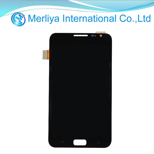 Wholesale price LCD Complete for Samsung Galaxy N7000