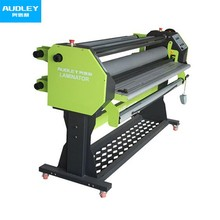 Hot press laminating machine Paper Laminator /roll to roll lamination machine ADL-1600H1