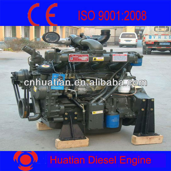 Weifang Water Cooled Diesel Engine used for generating set