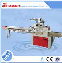 Automatic Horizontal packing machine for round bread /cup cakes /chocklote bar