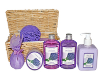OEM personal care bath spa gift set with willow basket-46220048.3