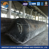 Salvage Ship Equipment Rubber Marine Airbag