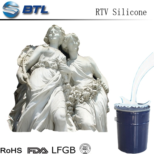 Artificial stone casting RTV-2 <strong>silicone</strong>