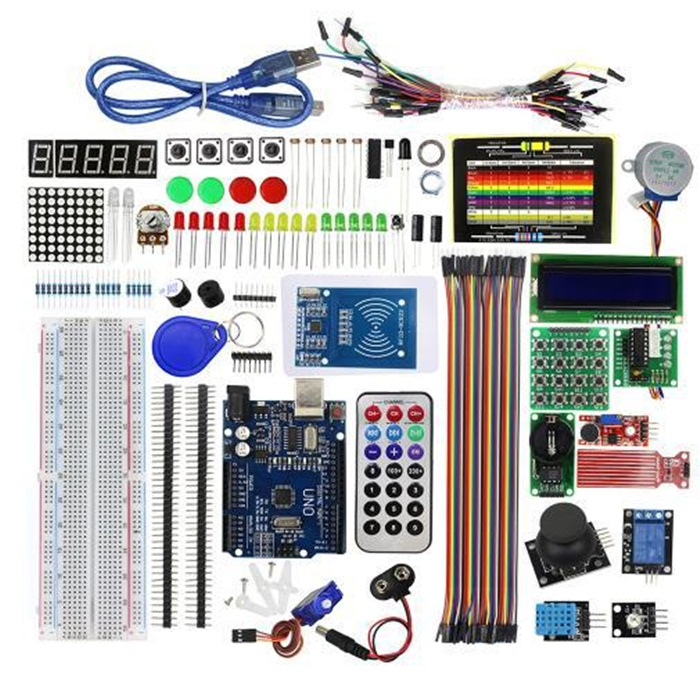 RFID UNO R3 Starter Basic Kit for Arduinos Learning Suite for Students