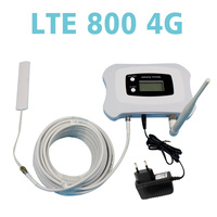 ATNJ top quality mini LTE 4G 800MHz mobile signal booster amplifier for home use