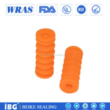 flexible silicone rubber protective sleeve bellow seal