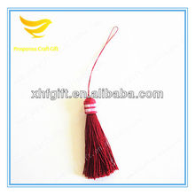 Mini tassel,fancy tassel ,polyester tassel for triming