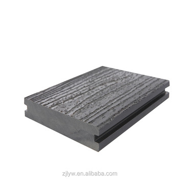 lyw wood resource saving outdoor composite wpc decking flooring