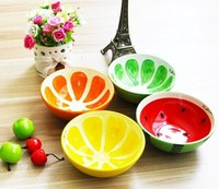 christmas new hot items for 2014 Hand-painted ceramic soup fruit bowl