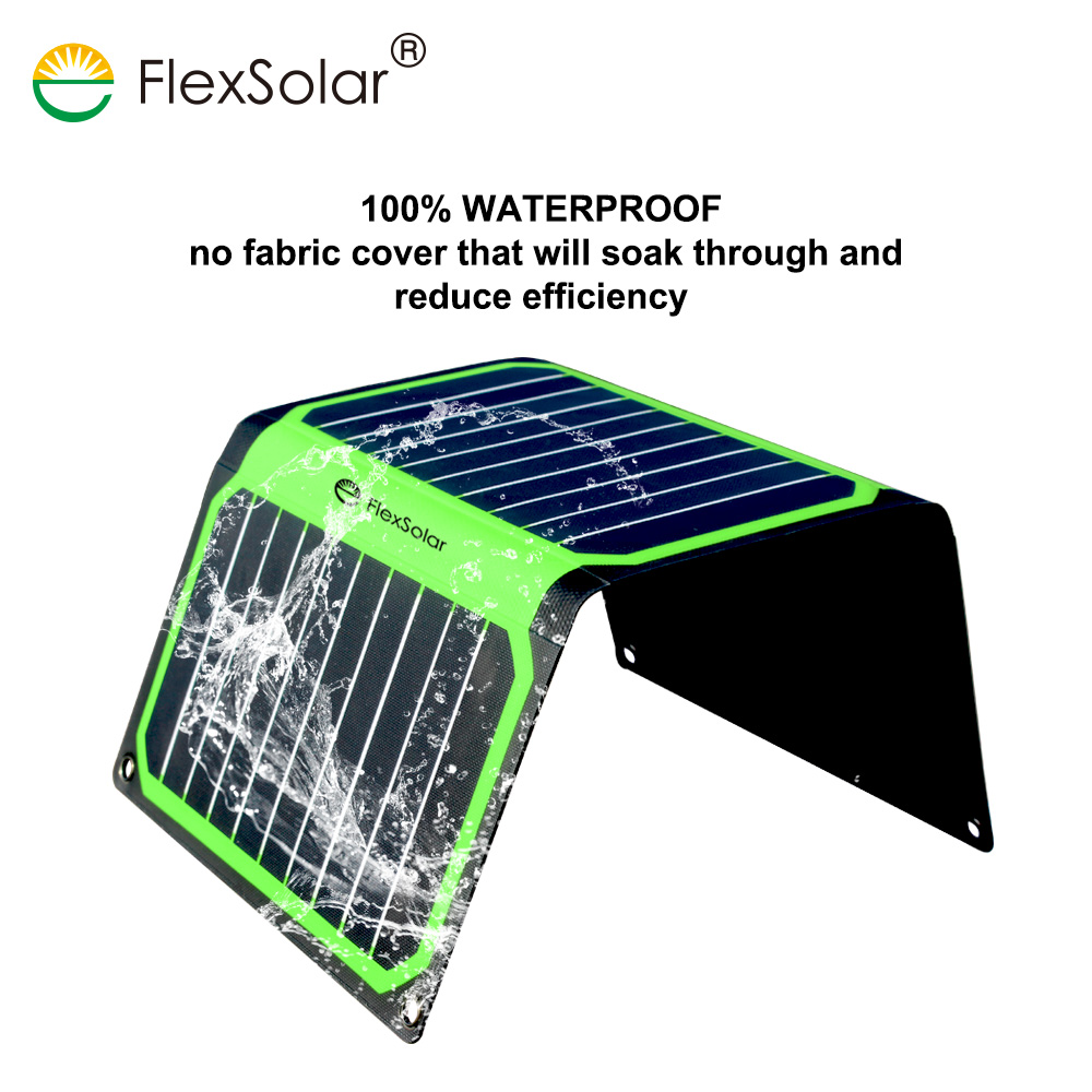 High quality and cheap price 16V/5V output solar laptop charger