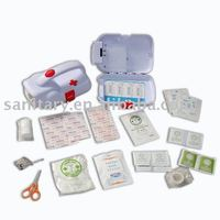 Plastic ,Suitable for vehicale\sports\indoor and outdoor activities medicine box
