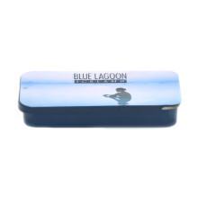 Hot Sale Customized Mint Sliding Metal Tin Box