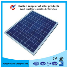 Factory price quality-assured poly 100W 12V 40Ah solar panel and battery in Jiangsu