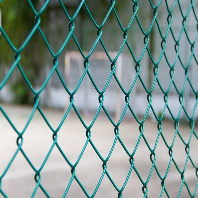 China factory Best quality galvanized chain link screen fence