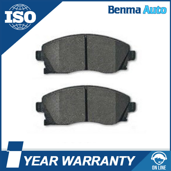 1605081/ 1605092/ 1605964/ 1605974/ 9200108 Disc Brake Pads for For CAMPO/CORSA