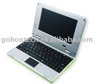 "7"" Android 2.2 laptop Wince 6.0 mini laptop"
