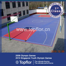 Carpet Flooring For Outdoor Basketball Used