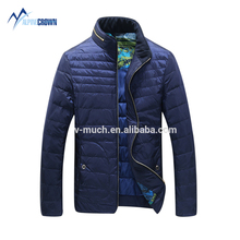 2018 men clothing Chinese garment factories goose down jacket