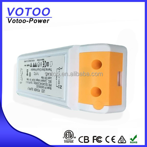50w 1500ma 36v constant voltage led driver power supply units