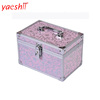 yashii 2018 professional beauty hard makeup case aluminium cosmetic box case