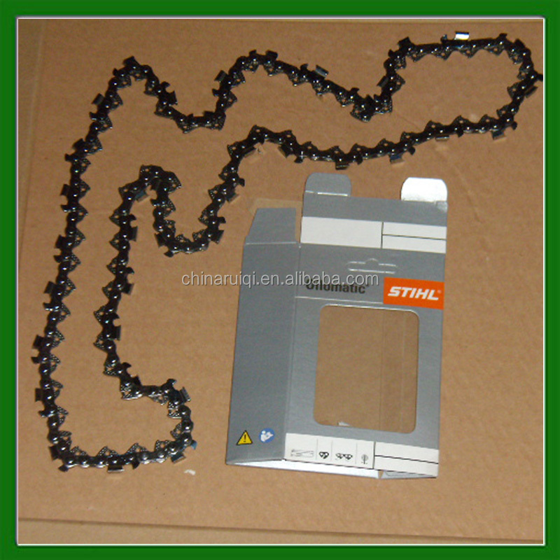 "High quality sthil 16"" 3/8 saw chain for MS170 MS180 MS250 gasoline chain saw"