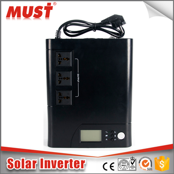 MUST inverter 720w 12v home ups inverter for Home solar system