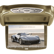 10 inch roof mounted monitor tv 12V usb tft lcd car monitor