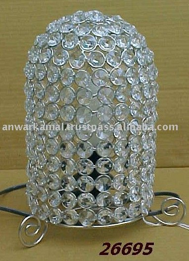 Crystal Table Lamps