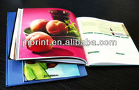 2014 new design series print cooking vegetable books