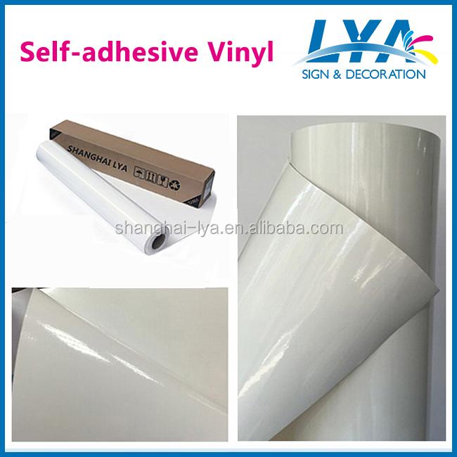 Wholesale Adhesive Vinyl For Solvent Inkjet Printing Heat