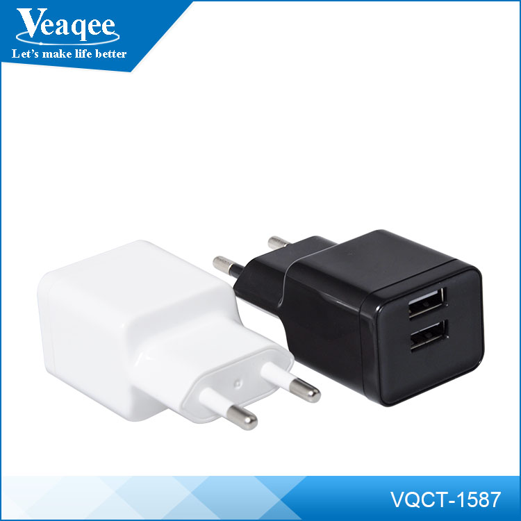 Veaqee manufacturer multi usb cell phone charger for redmi note 2 prime