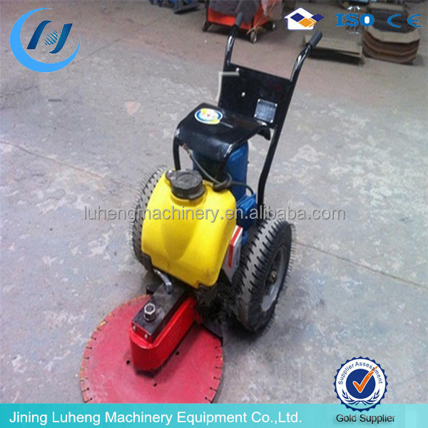 Electric concrete pile cutting machine/ cutting pole /cutting pillars