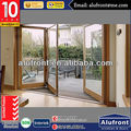 Aluminium Folding Doors for house