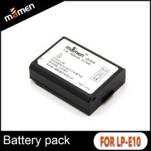 For Canon EOS Digital Camera Battery LP-E10 Special High Quality Durable Lithium Battery For Camcorder Video Light