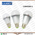 2015 outrace led bulb led tube plastic cheap price bulk bulb 3W 5W 7W 9w
