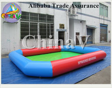 Best quality kids inflatable swimming pool, inflatable water pool toys with custom size