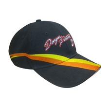 Newest high quality 100% cotton 6 panel promotional baseball cap for sale