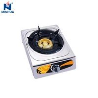 Africa market popular lpg cooking gas cylinder burner gas stove for kitchen/camping with custom logo