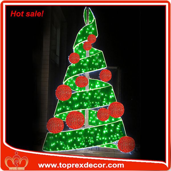 Canton Fair led supplier christmas tree stand base