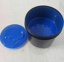 Best quality rubber screen printing ink oil based led uv