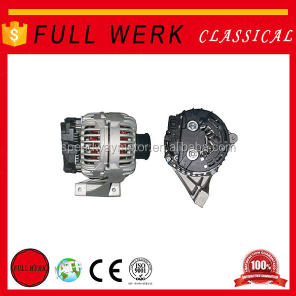 High quality FULL WERK denyo alternator for generator CA1443IR,0124-515-017 LRA01817 car alternator for Bosch