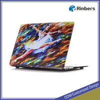 Painted protective hard case for Apple Macbook Pro 13.3 inch with CD-ROM factory OEM & ODM