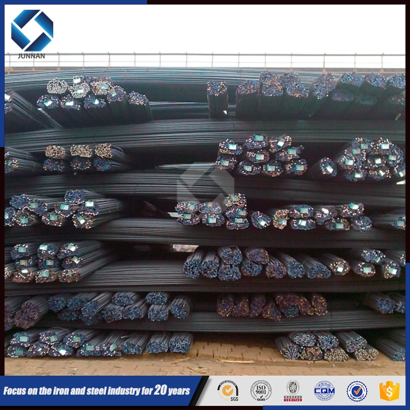 hot selling products Building construction concrete iron rod / deformed steel rebar