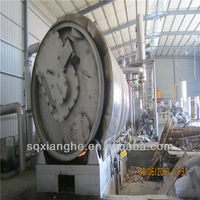 Turn Waste To Wealth Tire Recycle Machine To Diesel Fuel Oil