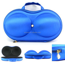 Custom High quality Luxura Portable Travel EVA Bra Case